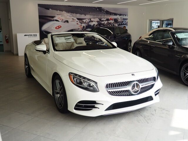 2019 Mercedes-Benz S-Class 560 Cabriolet Long Island City NY