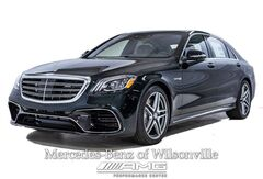 2019_Mercedes-Benz_S-Class_AMG® 63 4MATIC®_ Portland OR