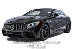 2019_Mercedes-Benz_S-Class_AMG® 63 Coupe_ Portland OR