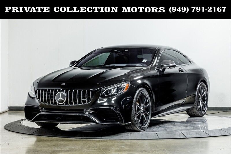 2019_Mercedes-Benz_S-Class_AMG S 63 Coupe MSRP $202,745_ Costa Mesa CA