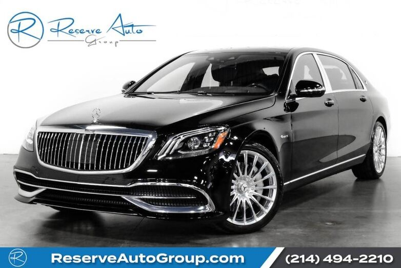 2019 Mercedes-Benz S-Class Maybach S 560 The Colony TX
