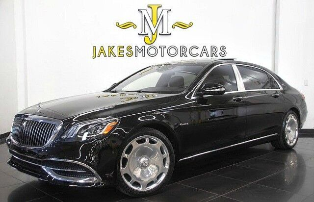 2019 Mercedes-Benz S-Class Maybach S560 4MATIC ($171,745 MSRP) *4-PLACE EXECUTIVE SEATING* San Diego CA
