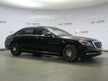 2019_Mercedes-Benz_S-Class_S 450_ Houston TX