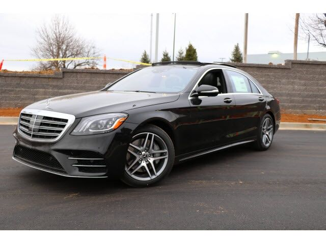 2019 Mercedes-Benz S-Class S 450 Merriam KS