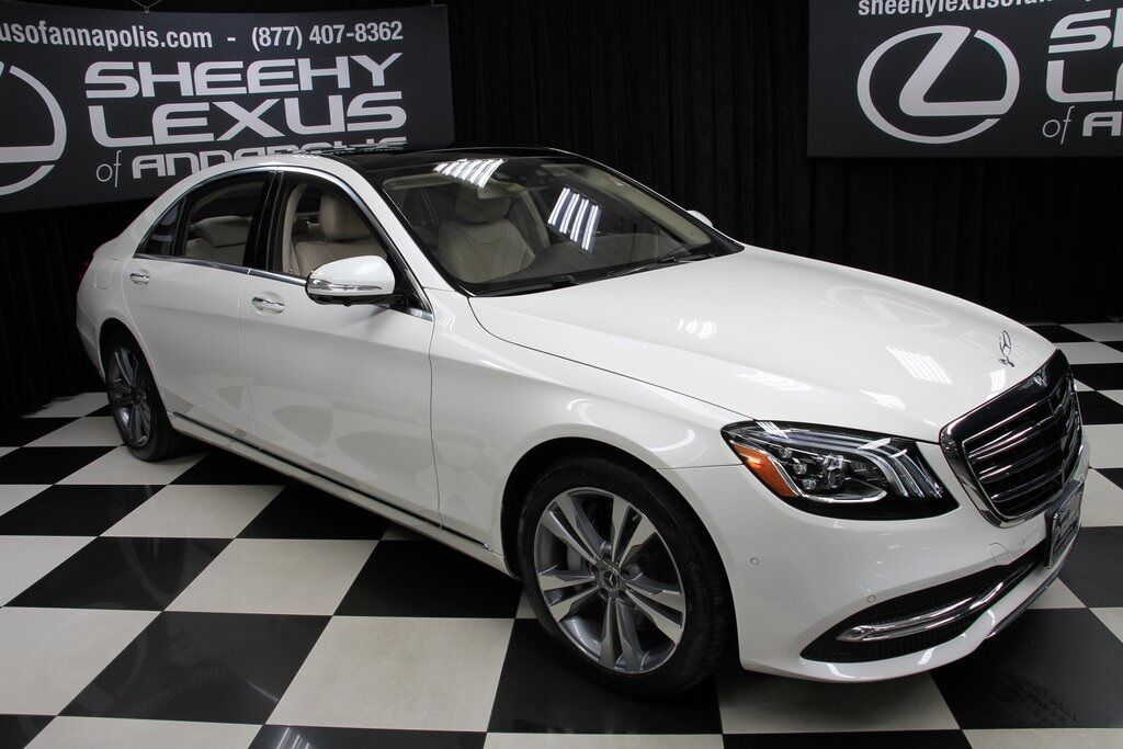 2019 Mercedes-Benz S-Class S 450 Annapolis MD