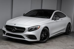 2019_Mercedes-Benz_S-Class_S 560_ Akron OH