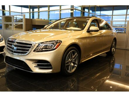 2019_Mercedes-Benz_S-Class_S 560_ Merriam KS