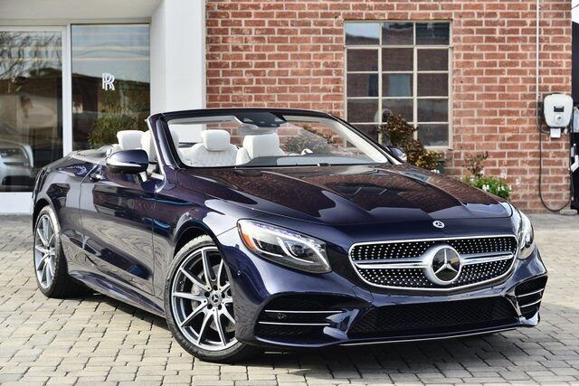 2019 Mercedes-Benz S-Class S 560 S 560 Lawrence KS