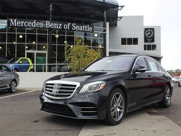 2019_Mercedes-Benz_S-Class_S 560_ Seattle WA