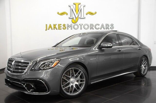 2019 Mercedes-Benz S-Class S63 AMG DESIGNO Sedan ($174,060 MSRP) *ONLY 300 MILES* San Diego CA