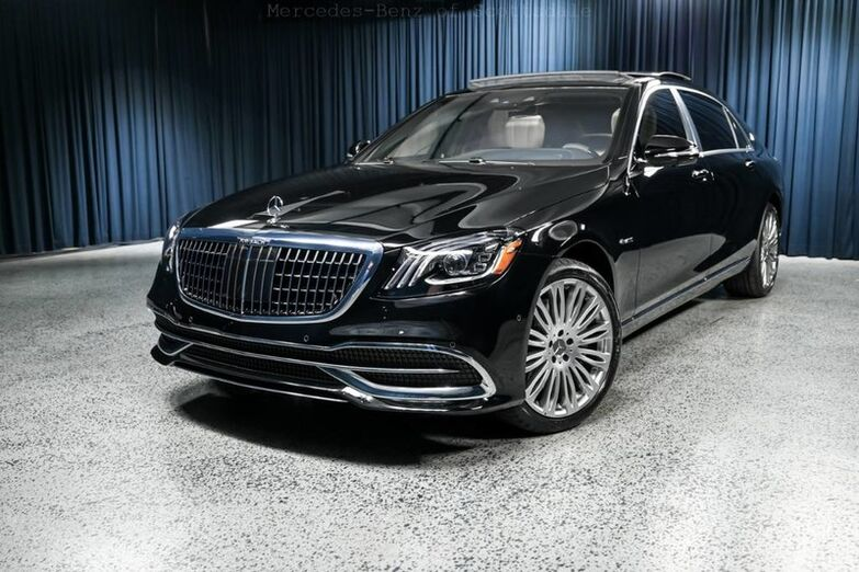 2019 Mercedes-Benz S Maybach 560 4MATIC® Sedan Peoria AZ
