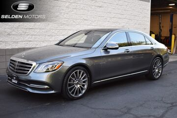 2019_Mercedes-Benz_S450_4MATIC_ Willow Grove PA