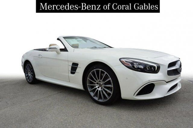 2019 Mercedes-Benz SL 450 Roadster Coral Gables FL