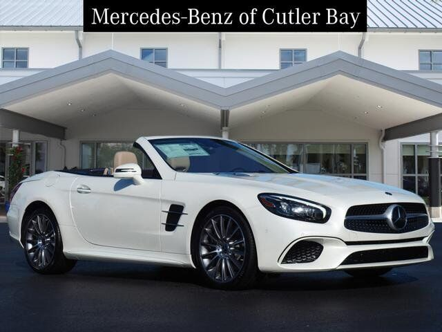 2019 Mercedes-Benz SL 450 Roadster Cutler Bay FL