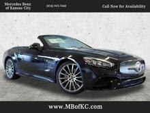 2019_Mercedes-Benz_SL_450 Roadster_ Kansas City MO