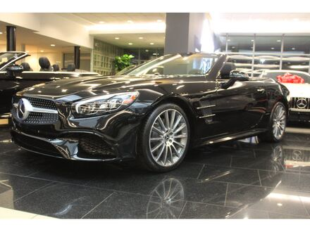 2019_Mercedes-Benz_SL_450 Roadster_ Merriam KS