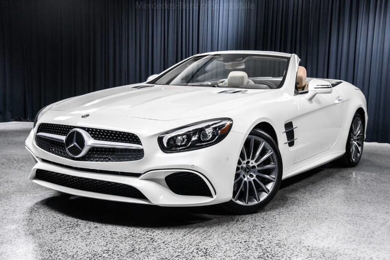 2019 Mercedes-Benz SL 450 Roadster Scottsdale AZ