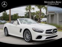 Mercedes-Benz SL 550 Roadster 2019