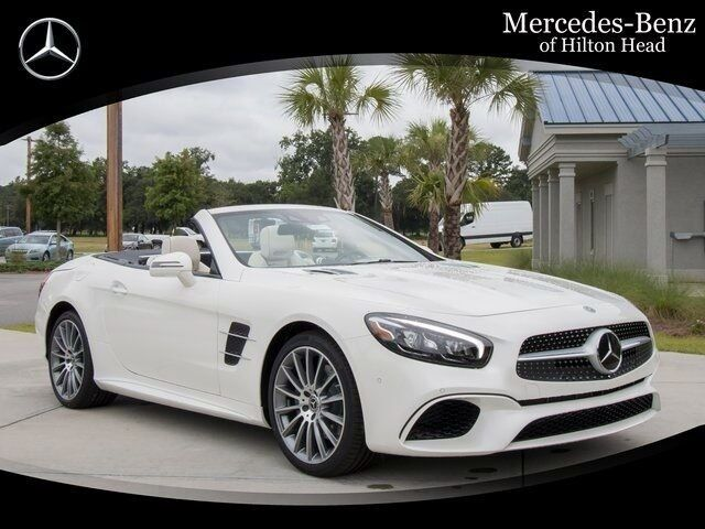 2019 Mercedes-Benz SL 550 Roadster Bluffton SC