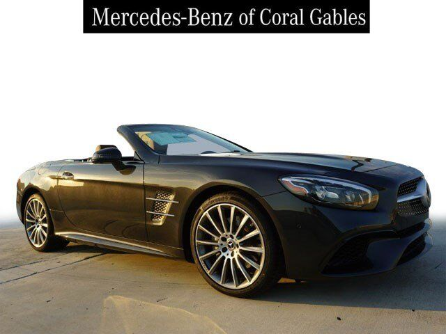 2019 Mercedes-Benz SL 550 Roadster Coral Gables FL