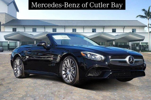 2019 Mercedes-Benz SL 550 Roadster KF055803