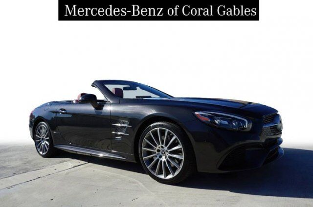 2019 Mercedes-Benz SL 550 Roadster Cutler Bay FL