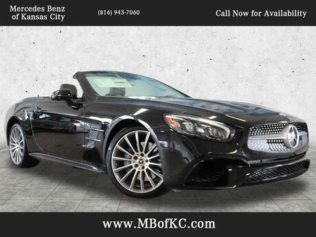 2019 Mercedes-Benz SL 550 Roadster Kansas City MO