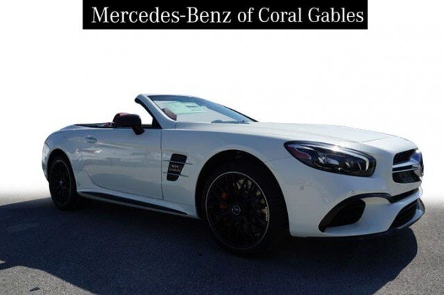 2019 Mercedes-Benz SL AMG® 63 Roadster Cutler Bay FL