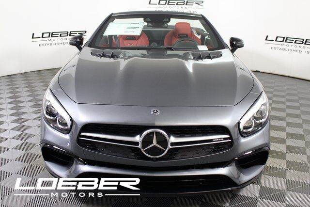 2019 Mercedes-Benz SL AMG® 63 Roadster Chicago IL