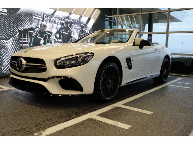 2019 Mercedes-Benz SL AMG® 63 Roadster Oshkosh WI
