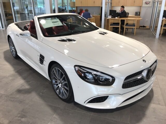 2019 Mercedes-Benz SL-Class 450 Roadster Indianapolis IN