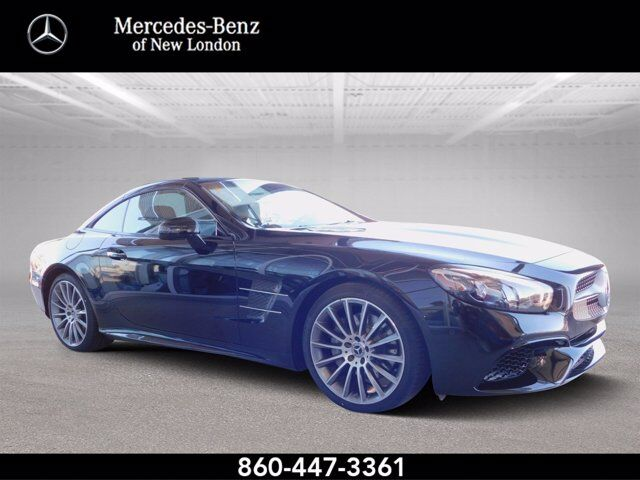 2019 Mercedes-Benz SL-Class SL 550 Roadster New London CT