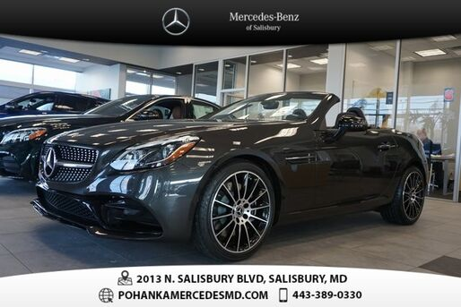 2019_Mercedes-Benz_SLC_300_ Salisbury MD