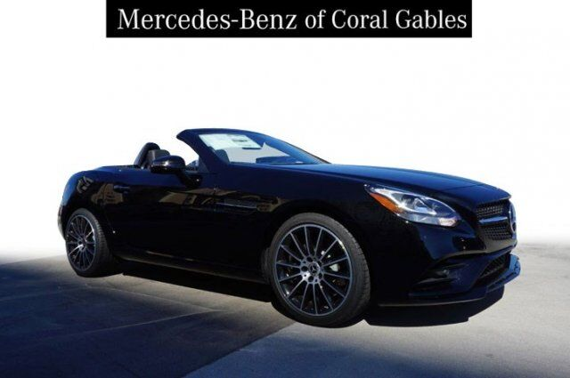 2019 Mercedes-Benz SLC 300 Roadster Coral Gables FL