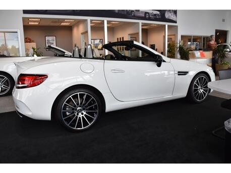 2019_Mercedes-Benz_SLC_300 Roadster_ Medford OR
