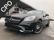 2019_Mercedes-Benz_SLC_300 Roadster_ Yakima WA