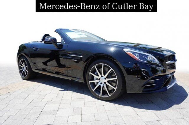 2019 Mercedes-Benz SLC AMG® 43 Roadster Coral Gables FL
