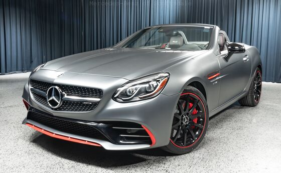 2019 Mercedes-Benz SLC AMG® 43 Roadster Scottsdale AZ
