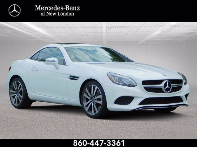 2019 Mercedes-Benz SLC SLC 300 Roadster New London CT