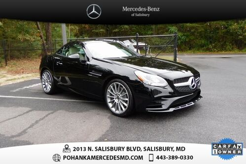 2019_Mercedes-Benz_SLC_SLC 300_ Salisbury MD