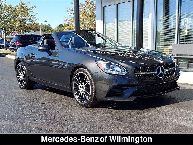 2019 Mercedes-Benz SLC SLC 300Roadster Wilmington DE
