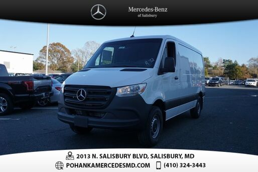 2019_Mercedes-Benz_Sprinter 1500_144 WB Standard Roof_ Salisbury MD