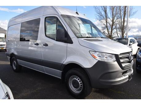 2019_Mercedes-Benz_Sprinter 1500 Cargo Van__ Medford OR