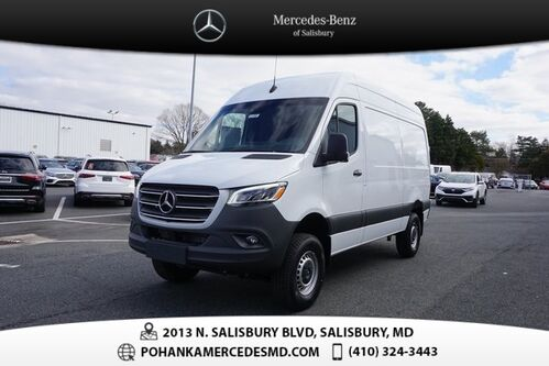 2019_Mercedes-Benz_Sprinter 2500__ Salisbury MD