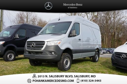 2019_Mercedes-Benz_Sprinter 2500_144 WB High Roof_ Salisbury MD