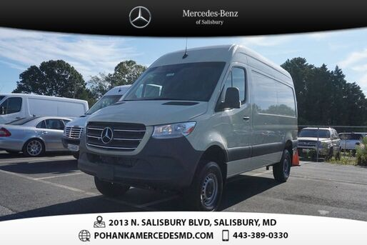 2019_Mercedes-Benz_Sprinter 2500_Cargo 144 WB High Roof_ Salisbury MD