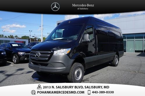 2019_Mercedes-Benz_Sprinter 2500_Cargo 170 WB Extended_ Salisbury MD
