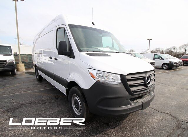 2019 Mercedes-Benz Sprinter 2500 Cargo Van  Chicago IL