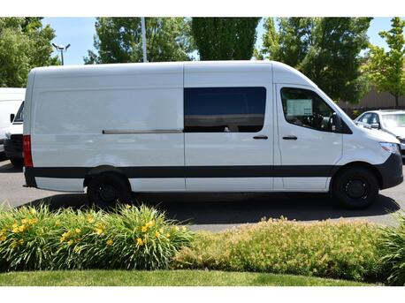 2019_Mercedes-Benz_Sprinter 2500 Crew Van__ Medford OR