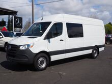 2019_Mercedes-Benz_Sprinter 2500 Crew Van__ Salem OR